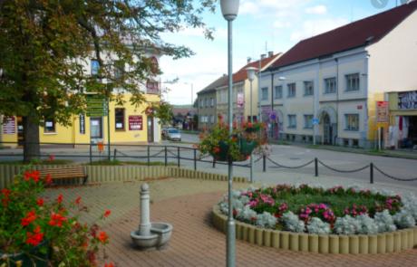 obec České Velenice